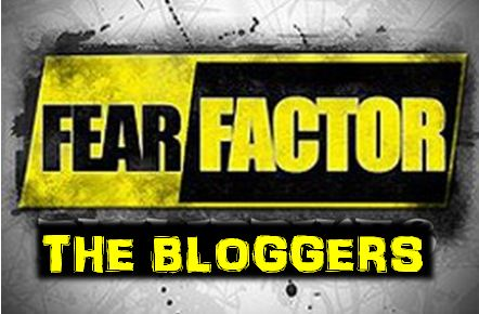 blogging fear