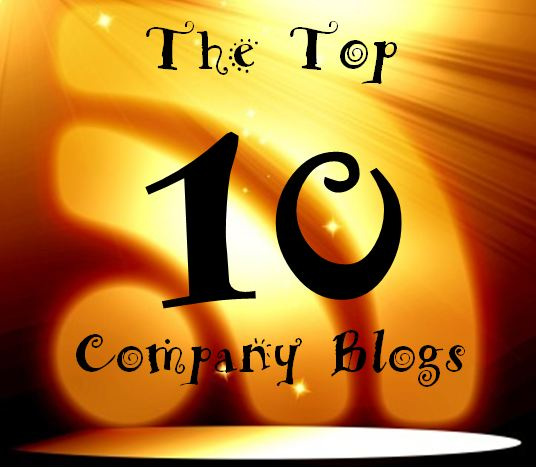 best corporate blogs