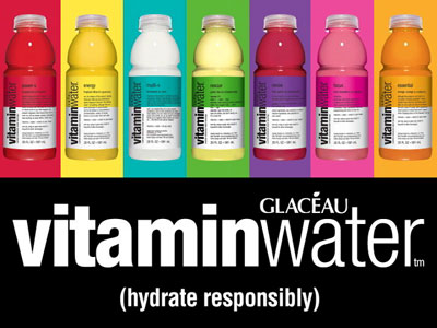 Case Studies: Using the Social Web for New Product Development image glaceau vitamin water