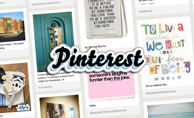 Marketers Find a Friend in Pinterest