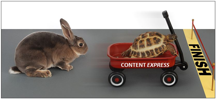 content marketing advantage