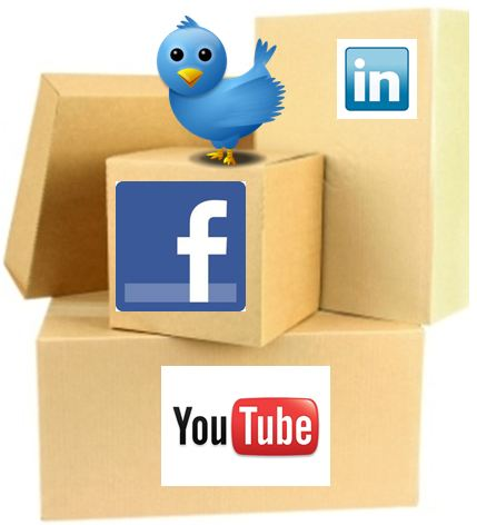 social media in the supply chain