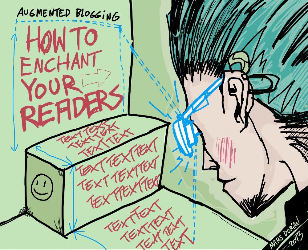augmented-blogging