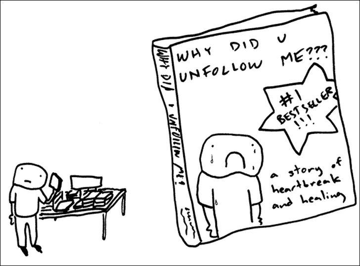 unfollowed me on twitter