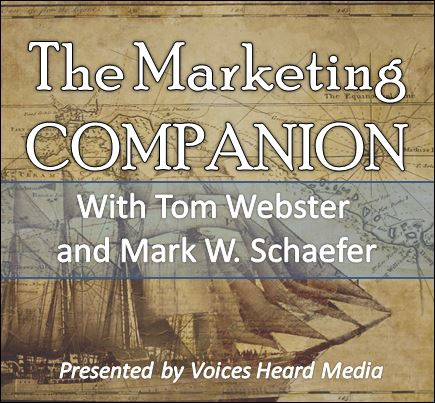 marketing podcast