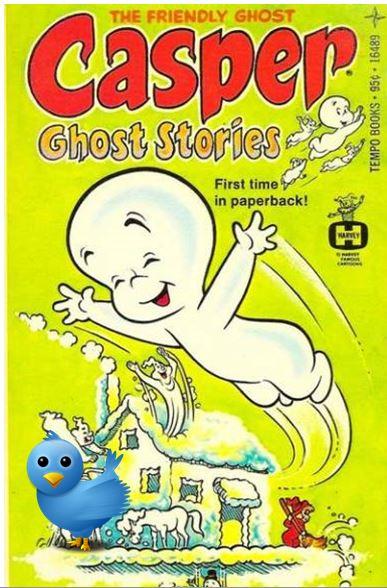 ghost tweeting