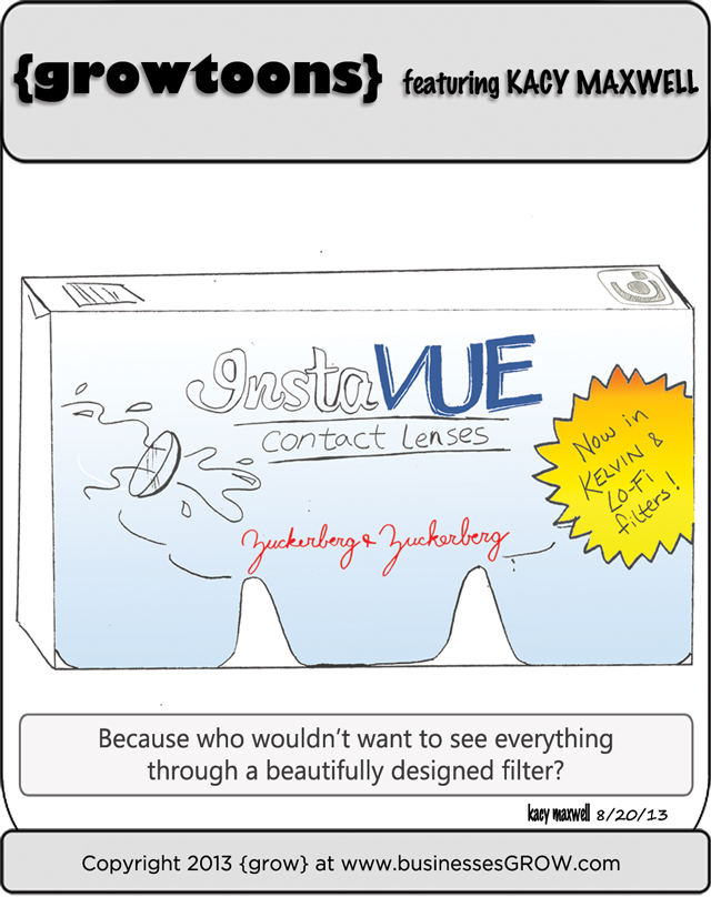 The Google Glass Rival? A {growtoon}. - Schaefer Marketing Solutions: We Help Businesses {grow}