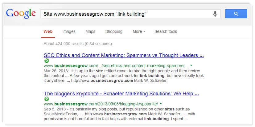 seo and linking to older conrtent