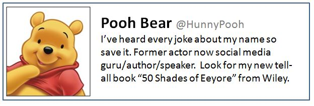 humorous twitter bios