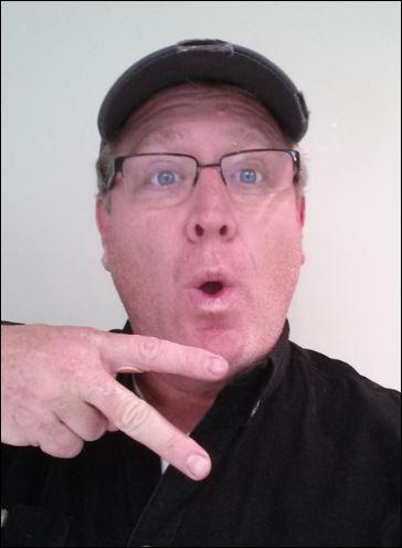 Mark Schaefer selfie