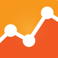 Google Analytics Icon for Android Cropped