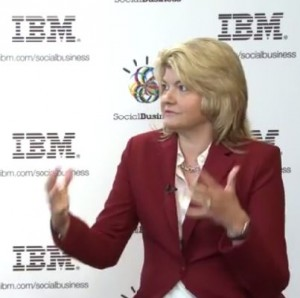sandy carter of ibm