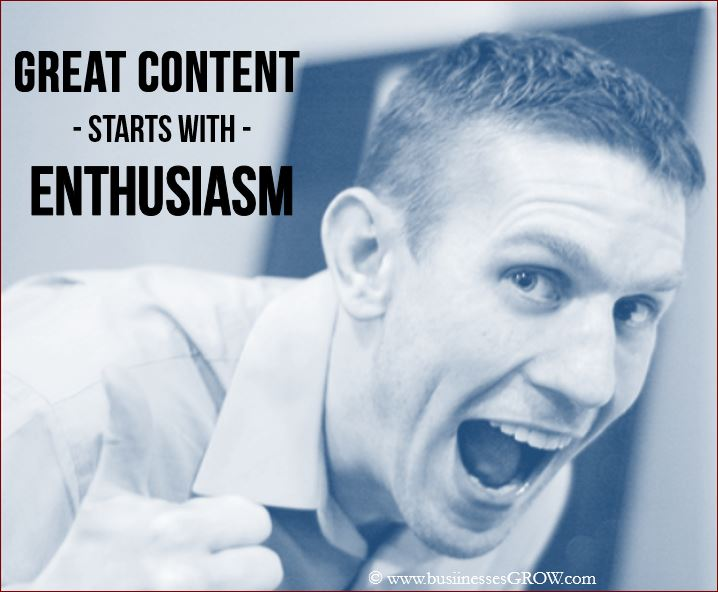 How to find homegrown content marketing evangelists