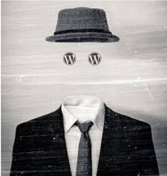 invisible blogger