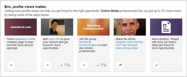 LinkedIn Profile Views Matter