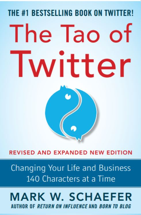 The Twitter Book that changed everything - Schaefer Marketing Solutions: We Help Businesses {grow}