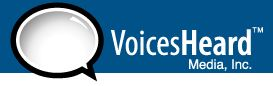 voices heard media