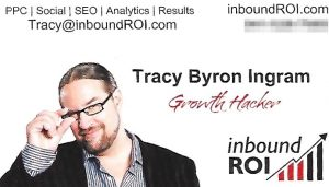 Growth Hacker Tracy Ingram
