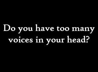 voices in your head