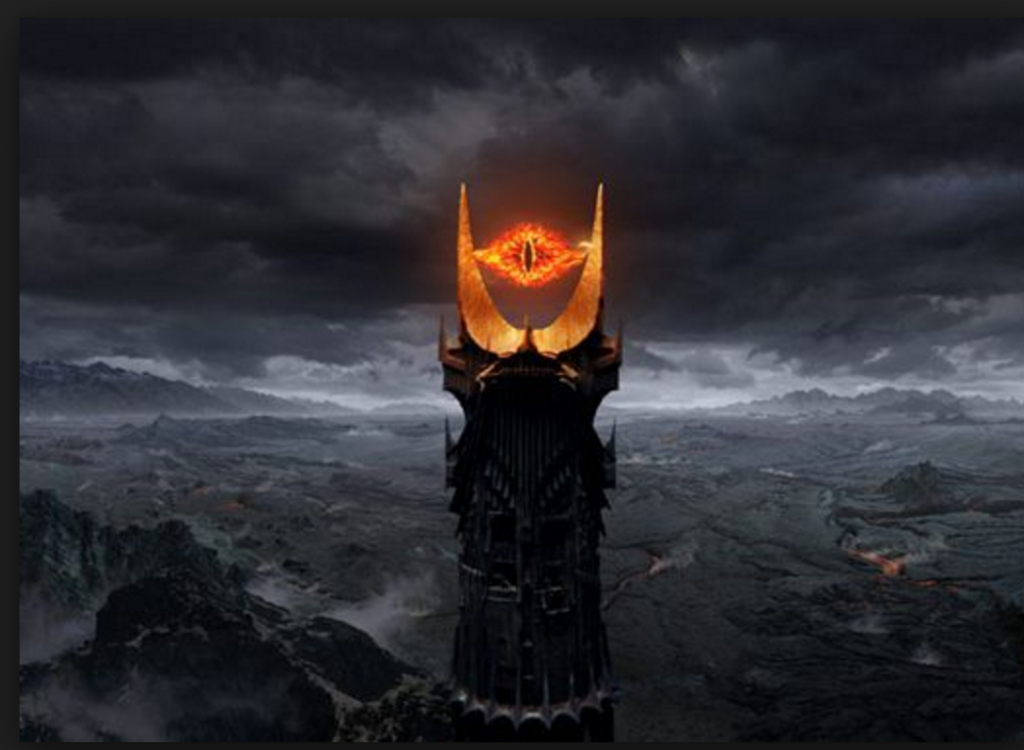 is google really sauron