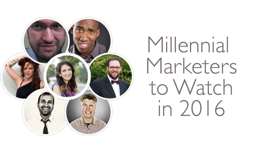 Millennial Marketers to Watch