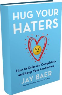 hug your haters jay baer
