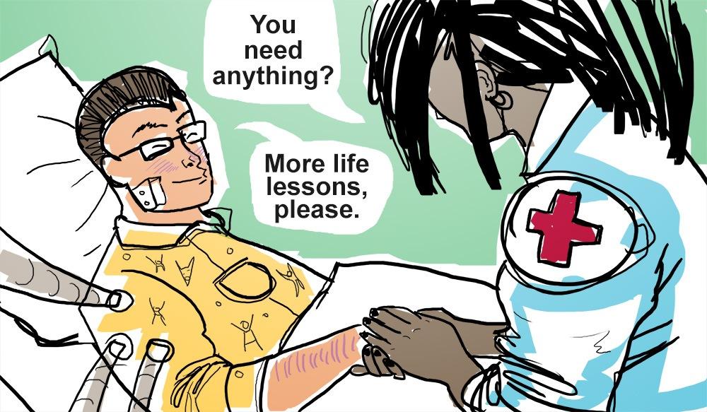 hospital lessons