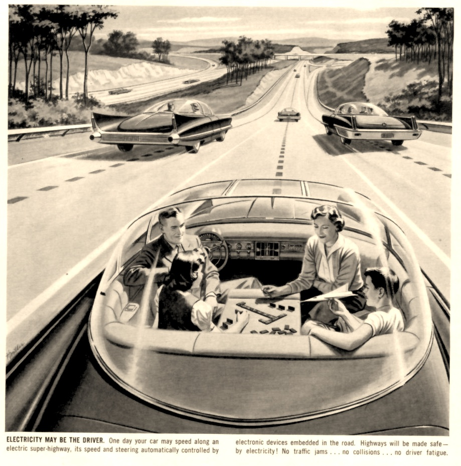 driverless cars and marketing