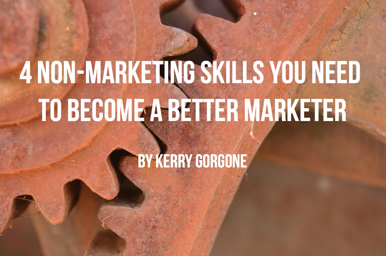 become a better marketer