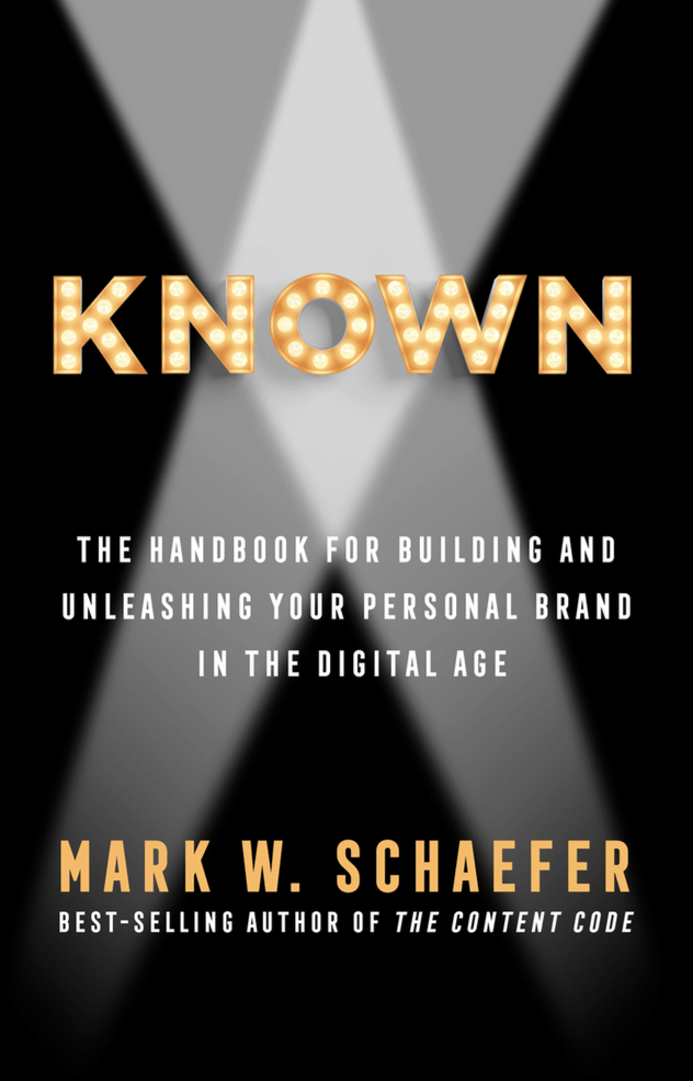 KNOWN by Mark Schaefer