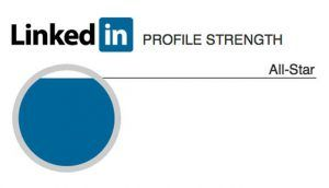 linkedin-all-star-status
