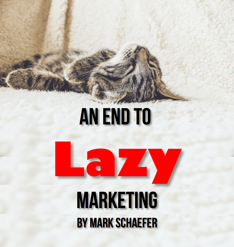lazy marketing