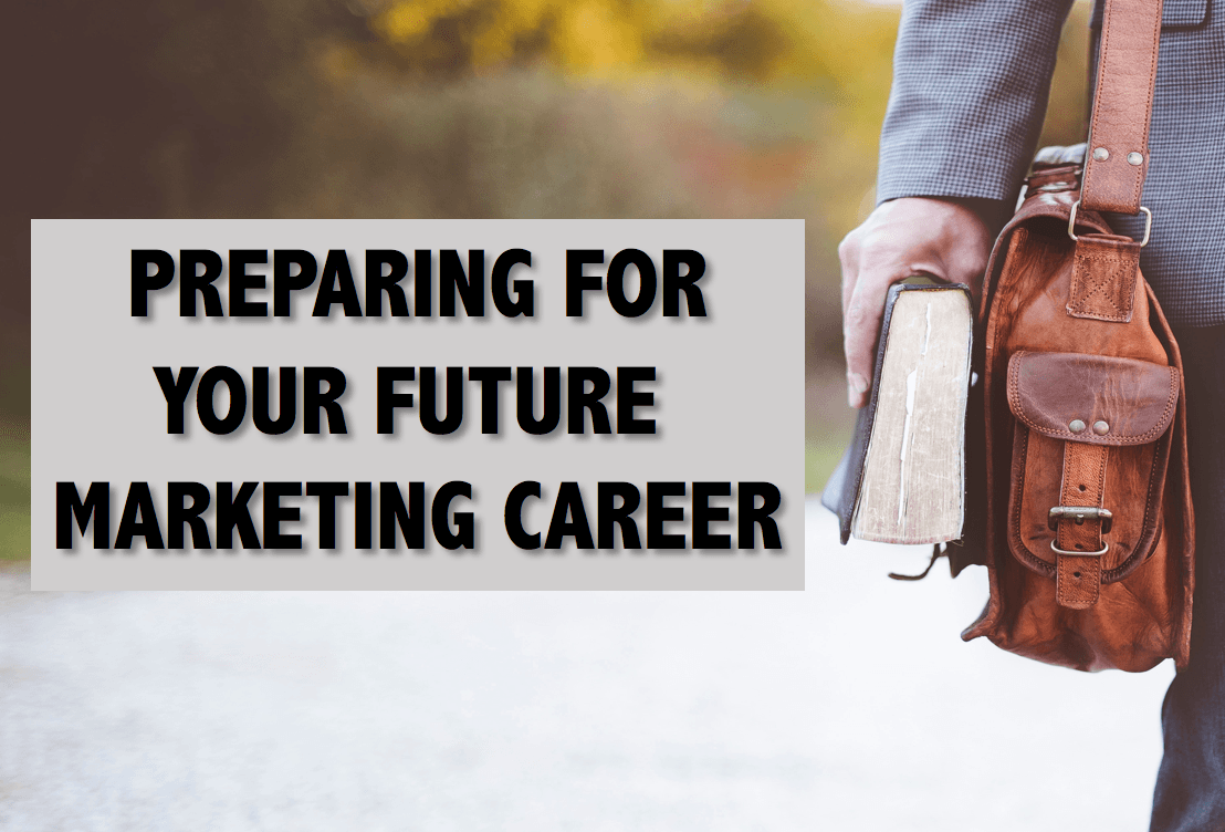 The new marketing career: What do you need to do to remain relevant?