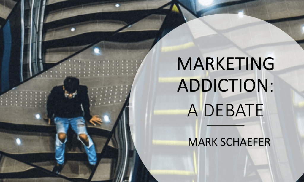 marketing addiction